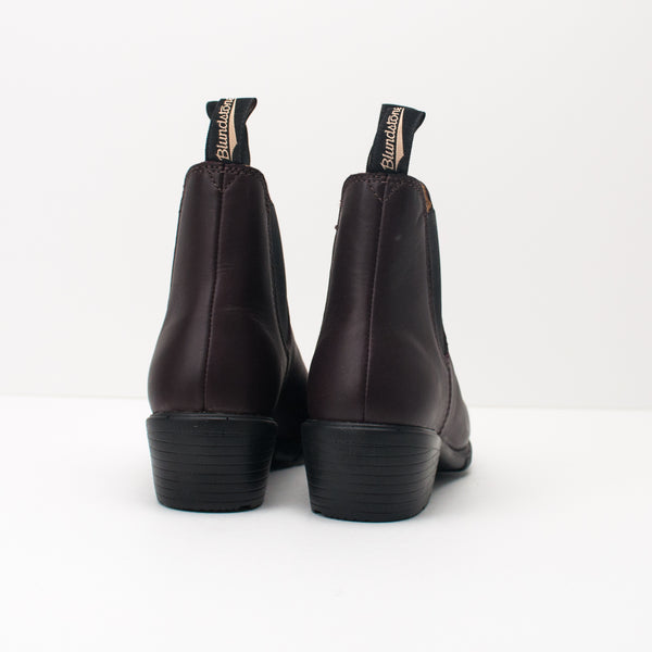 BOTA - BLUNDSTONE - 2060 LADY HEEL SHIRAZ LEATHER DK