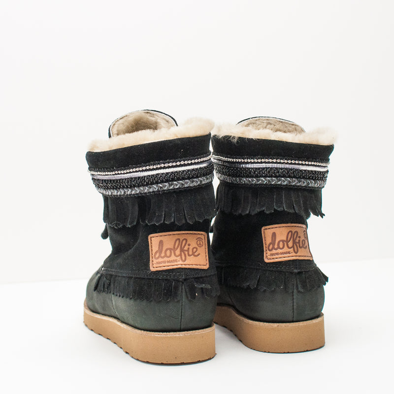 BOTA - DOLFIE - INDIANA 2 BLACK FUR
