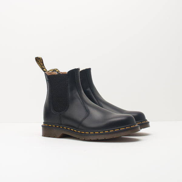 BOTA - DR MARTENS -1622227001 CHELSEA SMOOTH BLACK