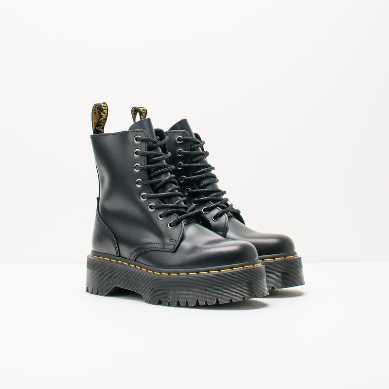 BOTA - DR. MARTENS - QUAD RETRO JADON 8-EYE BLACK 15265 001
