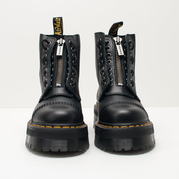 BOTA - DR. MARTENS - SINCLAIR 8-EYE AUNT SALLY BLACK 22564 001