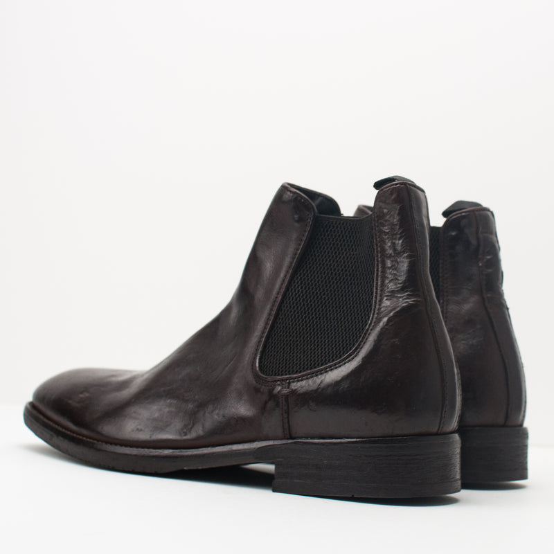 BOTA - HUDSON - KIRCHNER LEATHER MARRÓN