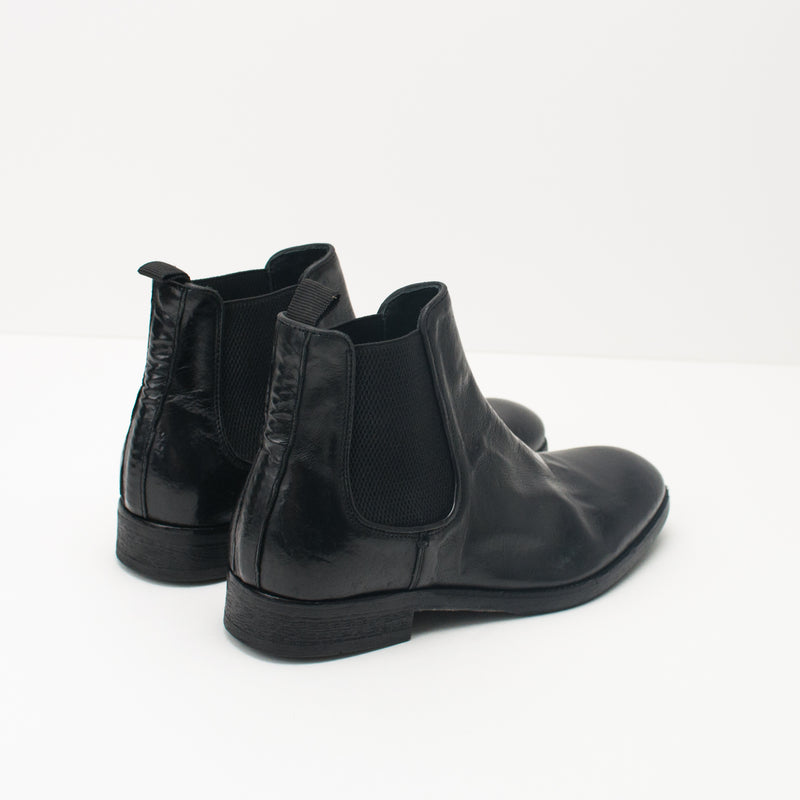 BOTA - HUDSON - KIRCHNER LEATHER NEGRO