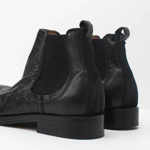 BOTA - HUDSON - SHERWOOD LEATHER NEGRO