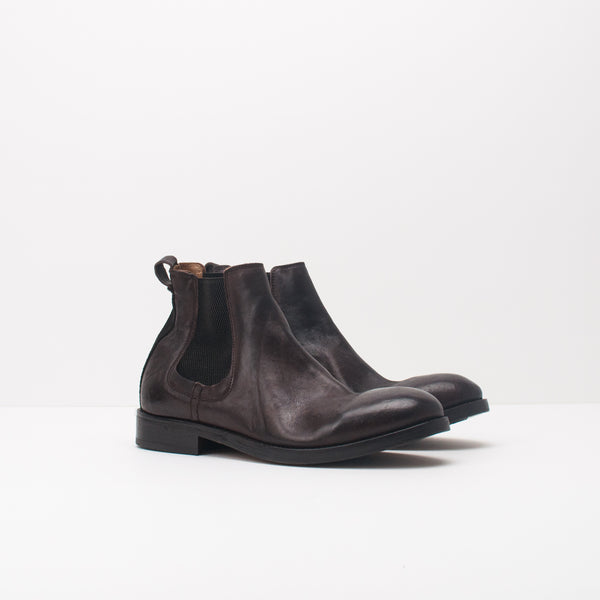BOTA - HUDSON - WISRMAN LEATHER MARRÓN