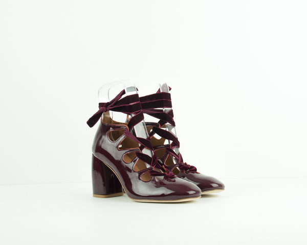 MIISTA - LACE UP SHOES - CASSIDY