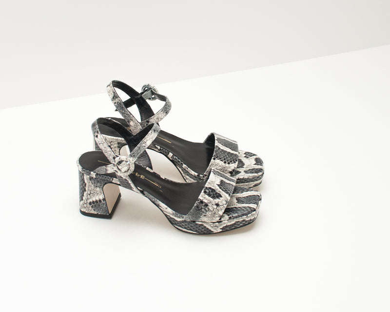 SANDALS - SEIALE - COUCE MULTICOLOR