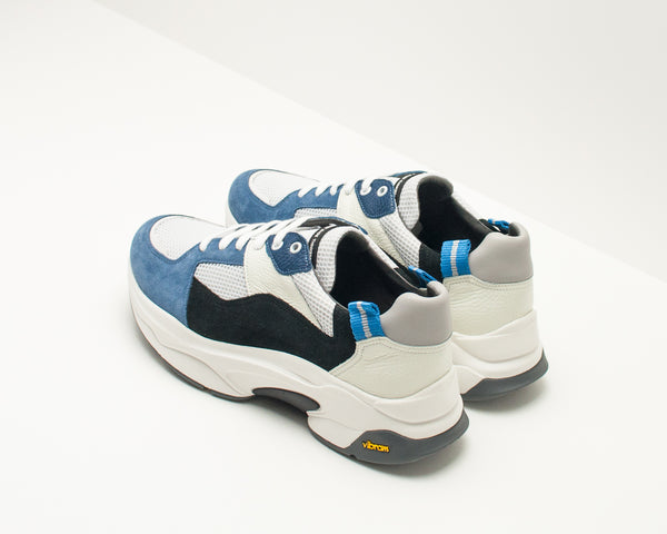 EXCEED - SNEAKERS - KONDORA 16505 BLUE