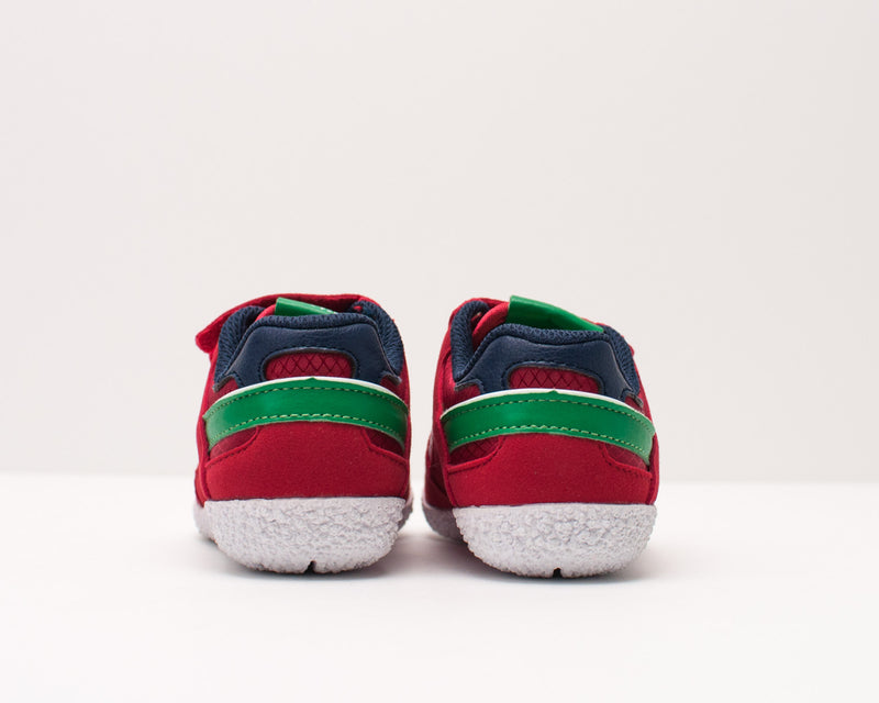 MUNICH - KID'S SNEAKERS - MINI GOAL VCO 1468.