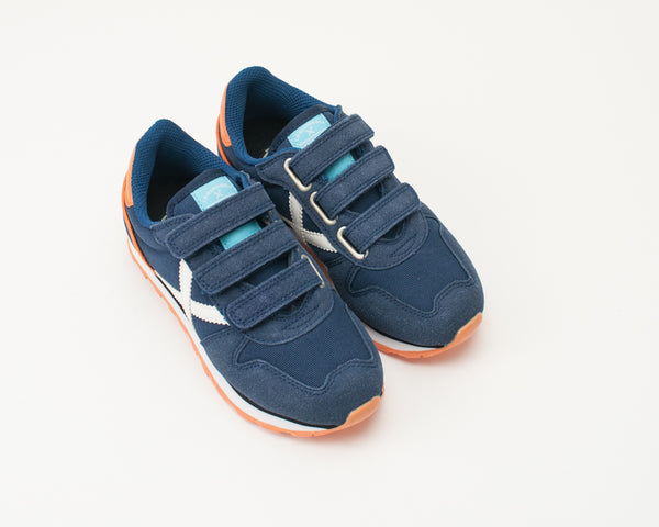 MUNICH - KID'S SNEAKERS - MINI MASSANA VCO 348