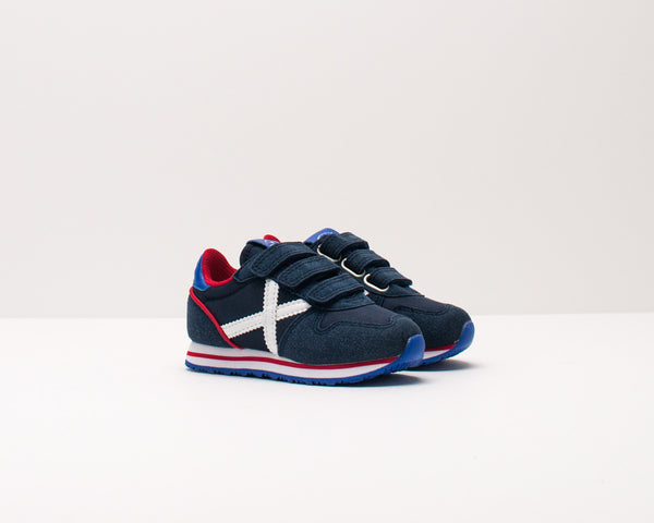 MUNICH - KID'S SNEAKERS - MINI MASSANA VCO 376