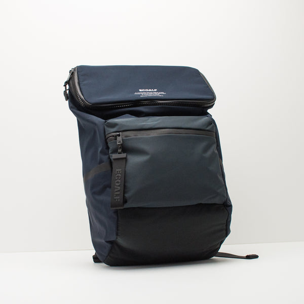 MOCHILA - ECOALF - ANDERMATT BACKPACK 160 NAVY