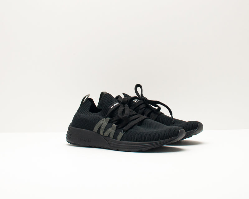 ZAPATILLA - ECOALF - BORA SNEAKERS 319 BLACK
