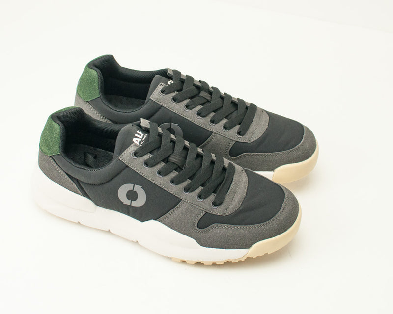 ZAPATILLA - ECOALF - LAND SNEAKERS BLACK
