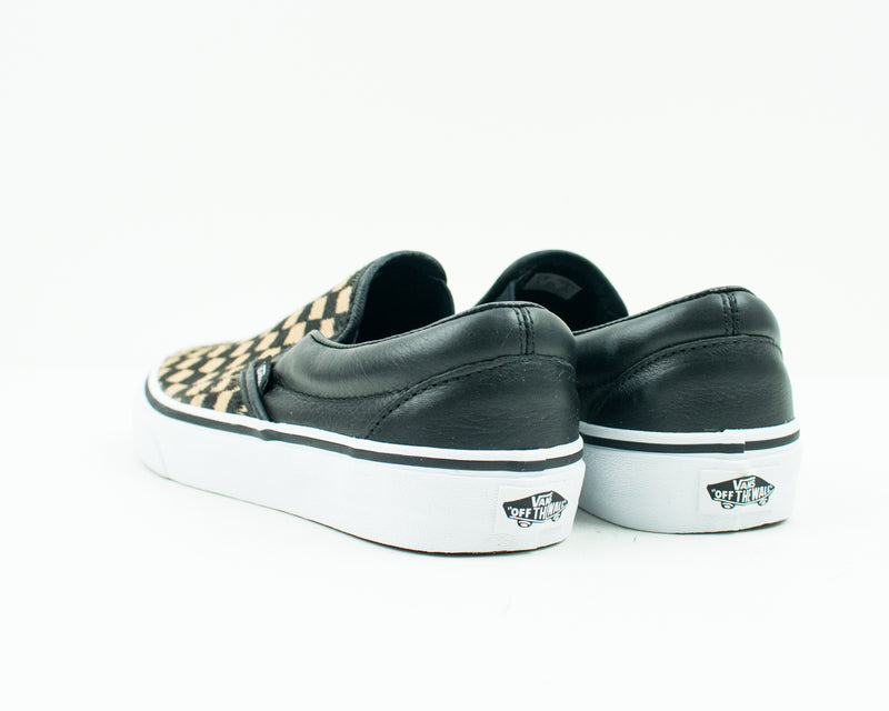 VANS - SHOES - CLASSIC SLIP ON CALF HAIR VA38F7U76