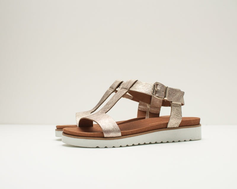 SEIALE - SANDALS - VAGA GOLD