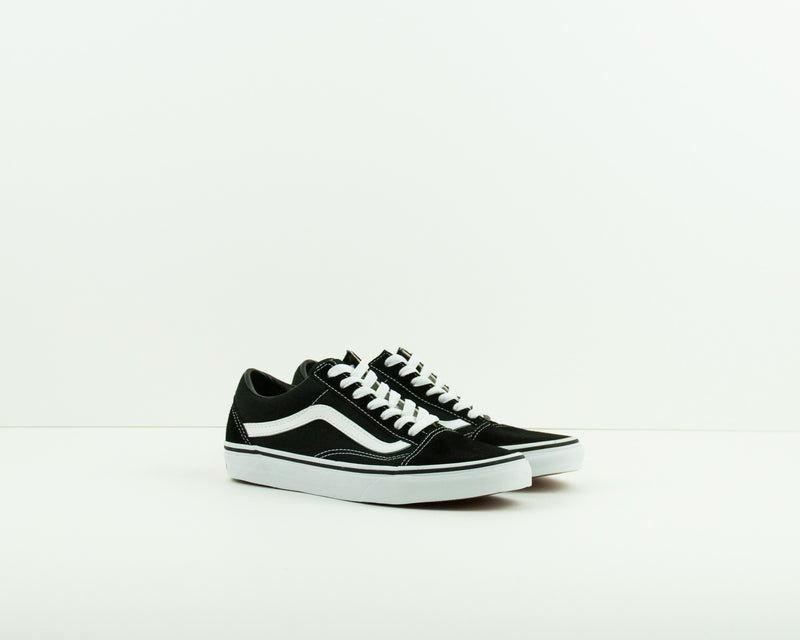 ZAPATILLA - VANS - OLD SKOOL BLACK WHITE VD3HY28