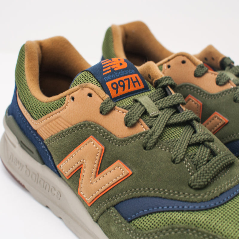 ZAPATILLA - NEW BALANCE - CM997HFUD GREEN