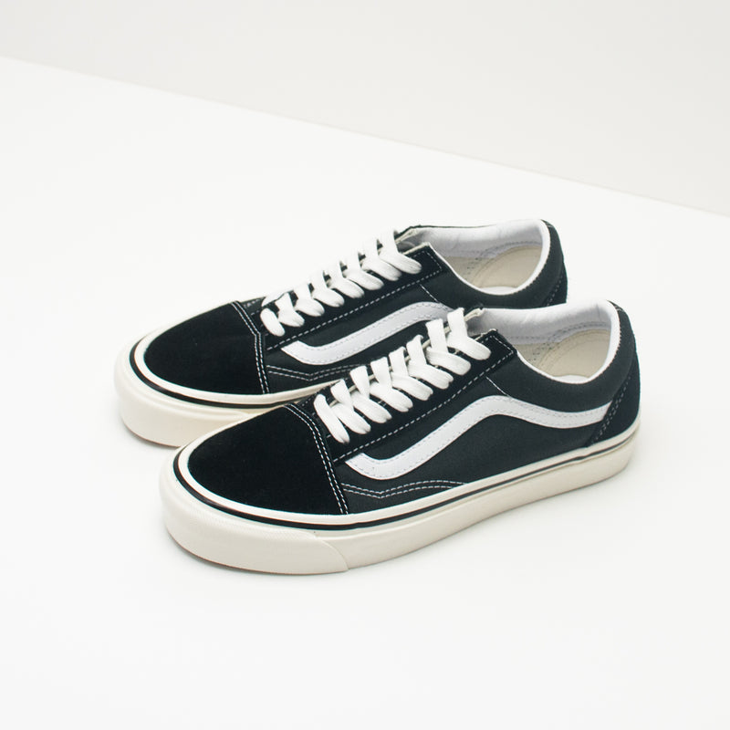 ZAPATILLA - VANS - UA OLD SKOOL 36 DX ANAHEIM FACTORY BLACK TRUE WHITE VN0A38G2PXC1