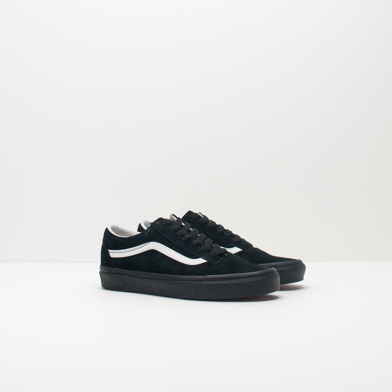 ZAPATILLA - VANS - VN0A4U3B18L1 UA OLD SKOOL BLACK