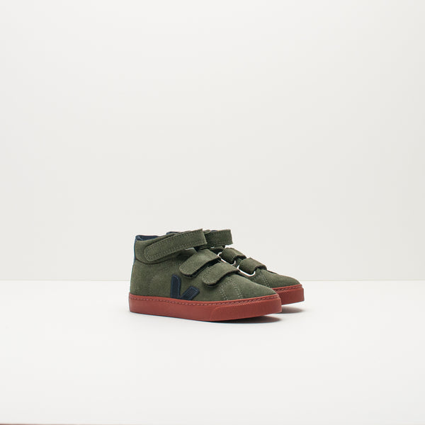 ZAPATILLA - VEJA - RMV032423 JUNIOR SMALL ESPLAR MID SUEDE