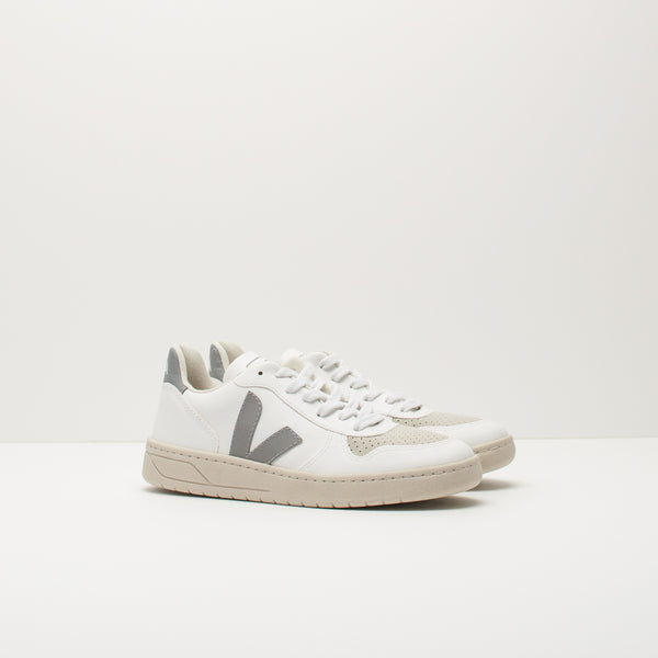 ZAPATILLA - VEJA - V10 CWL WHITE OXFORD GREY VX072349
