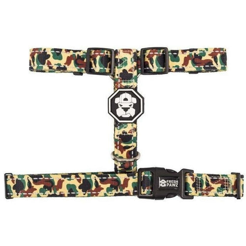 Hype Camo | H-Harness