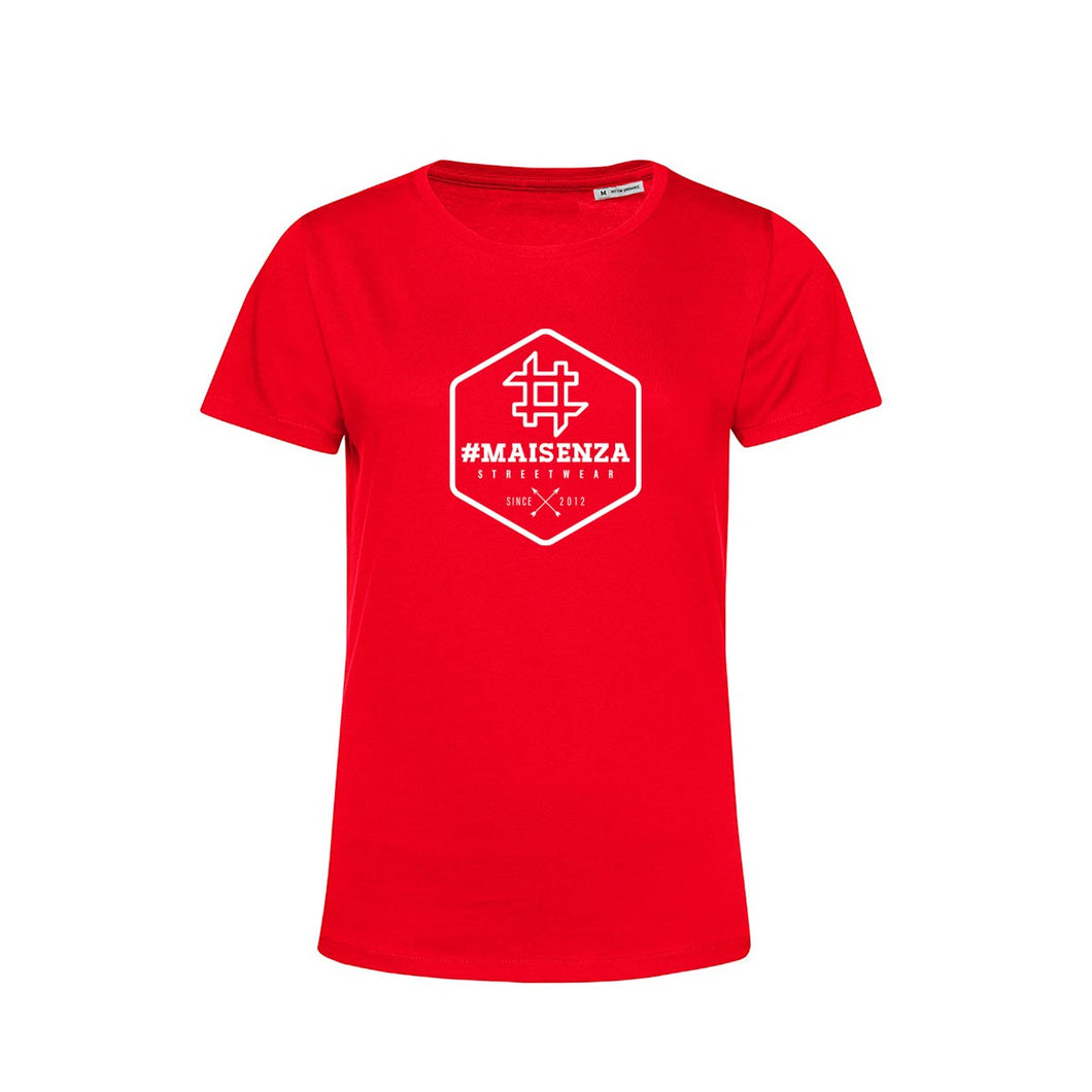 T-shirt Logo Red