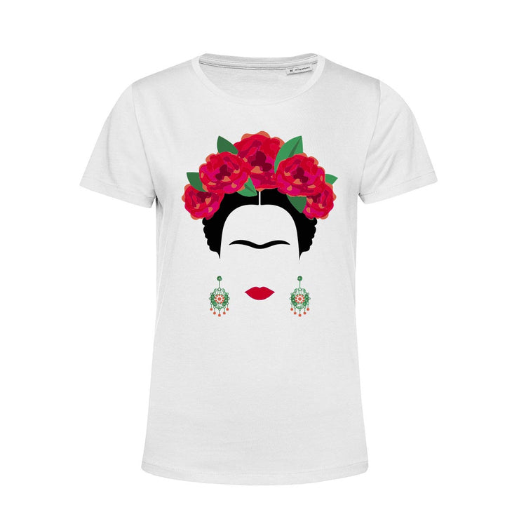 T-shirt Frida Face