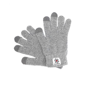 HEATHER GREY Gloves