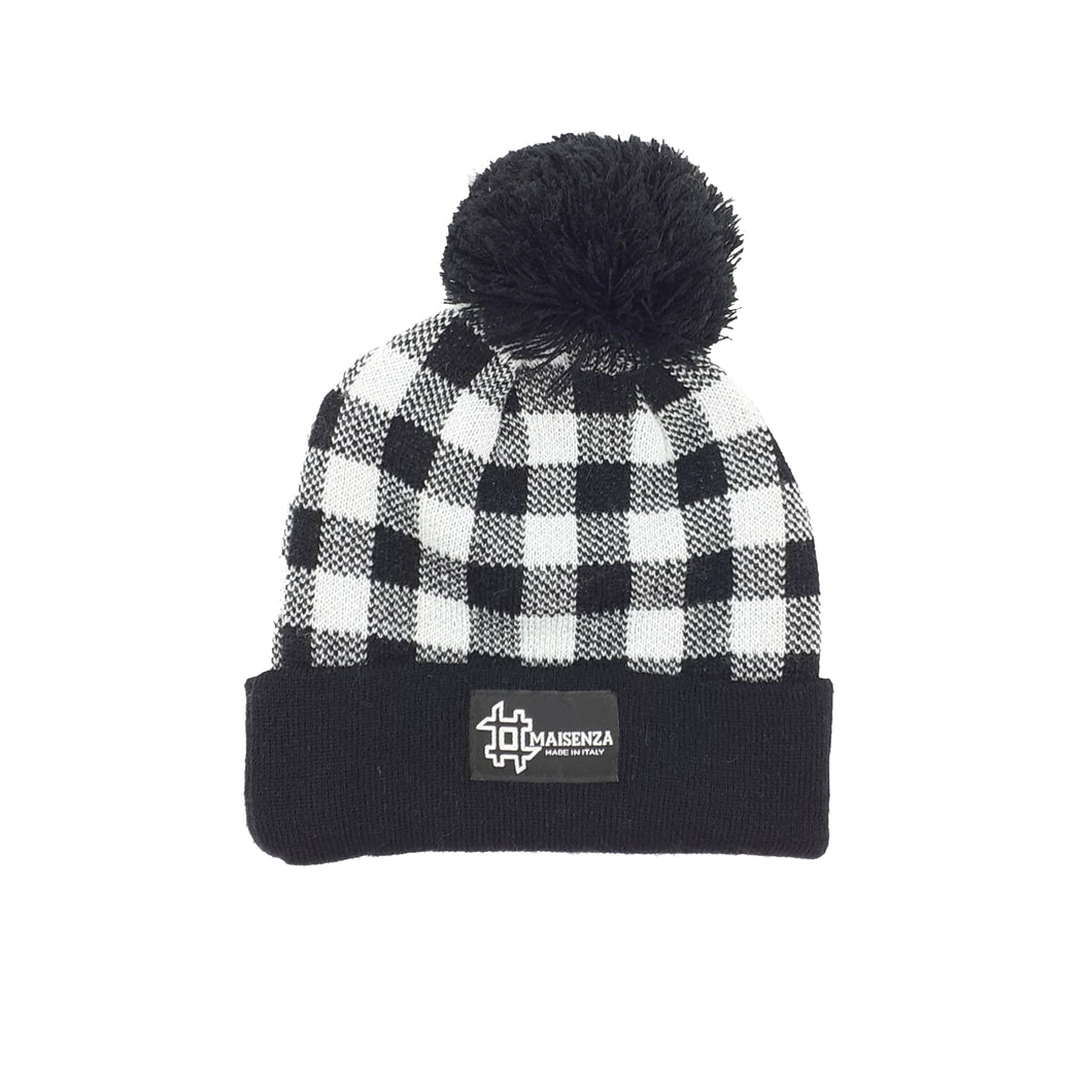 Pom Pom FANTASYCHESS Winter Hat