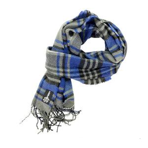 SCOTTISH BLUE Scarf