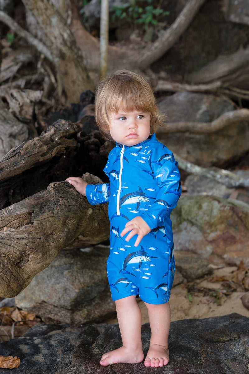 Boys / Unisex Marlin swimsuit