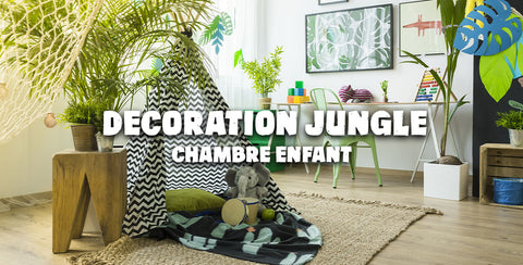 Chambre Enfant Jungle