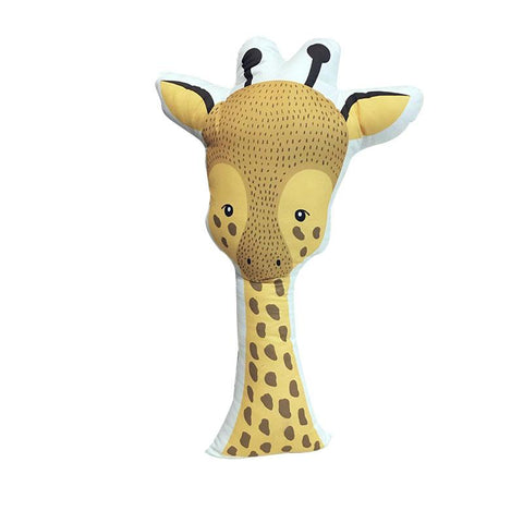 Coussin Girafe | Peluche Royaume