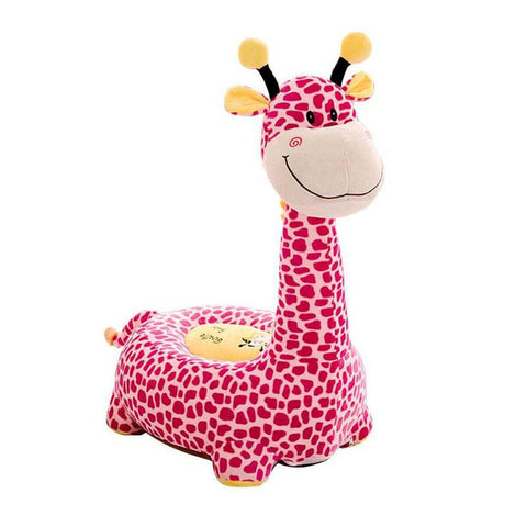 Coussin Gonflable Girafe | Peluche Royaume