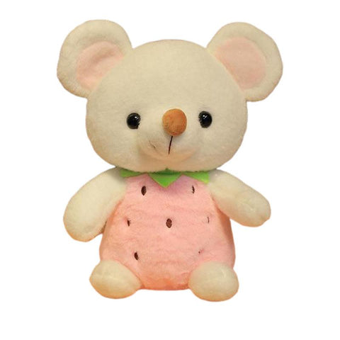 Doudou Souris Costume Fruit l Peluche Royaume