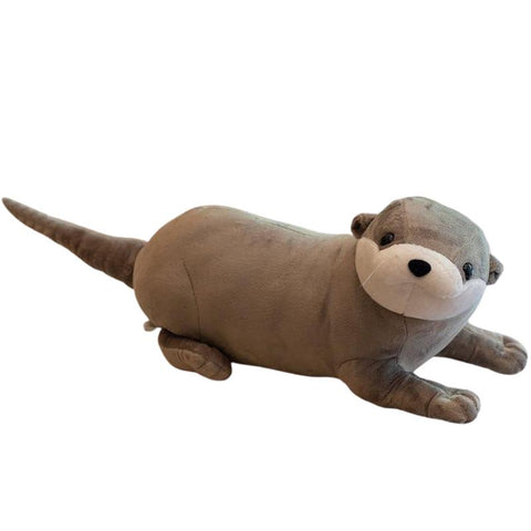 Grosse Peluche Loutre | Peluche Royaume