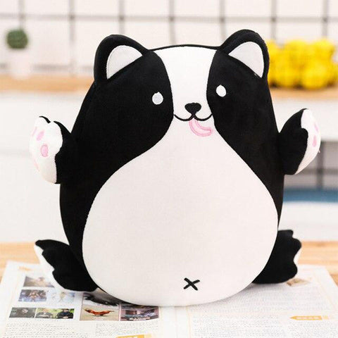 Peluche Chat Marrant