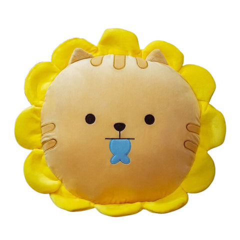 Peluche Chat Tournesol