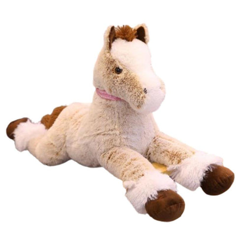 Peluche Cheval Taille Réelle | Peluche Royaume