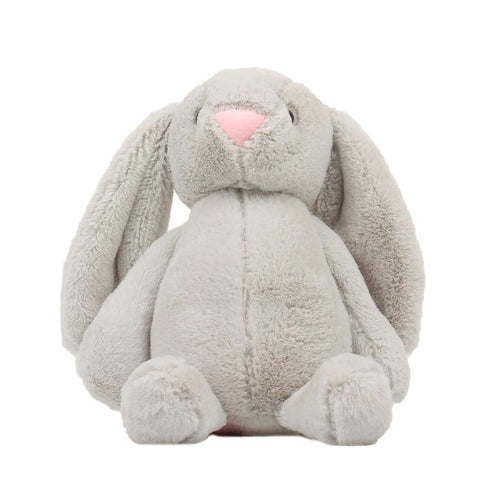 Peluche Lapin Grise | Peluche Royaume