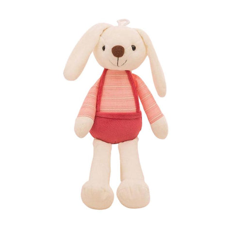 Peluche Lapin Rouge | Peluche Royaume