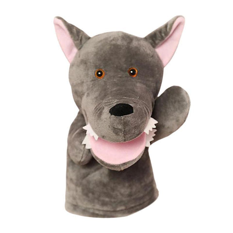 Peluche Marionette Loup | Peluche Royaume