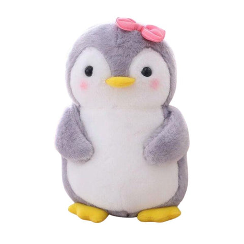 Peluche Pingouin Fille | Peluche Royaume