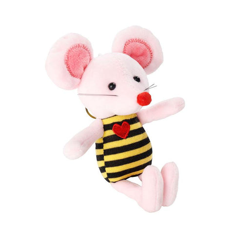 Peluche Souris Groupe Musical