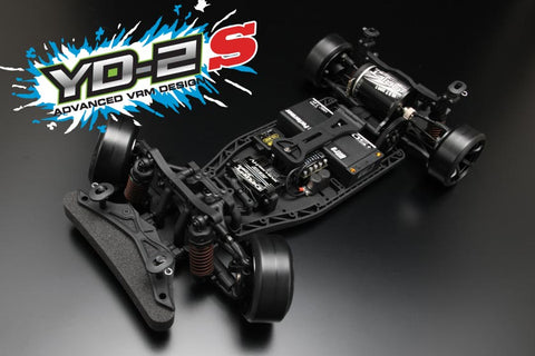 Yokomo YD-2S RWD Drift Car (Kit)