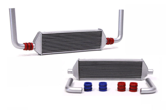 SRC Low Profile Intercooler Sølv