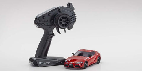 MINI-Z AWD Toyota GR Supra Prominence Red