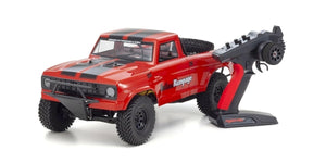 KYOSHO OUTLAW RAMPAGE PRO 110 RC EP READYSET - T1 RØD
